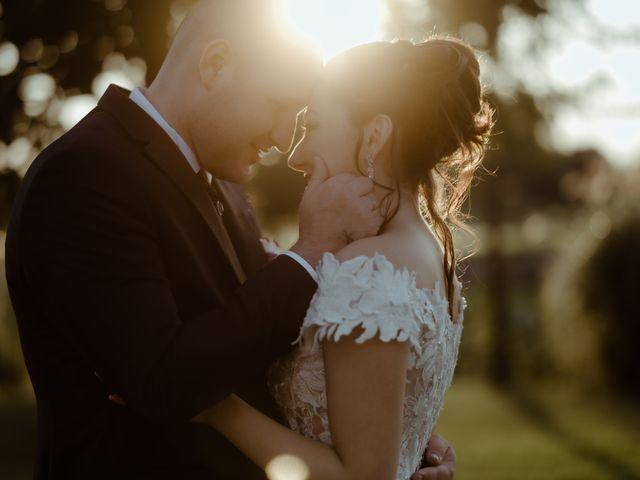 Il matrimonio di Mattia e Dorothy a Castrezzato, Brescia 53