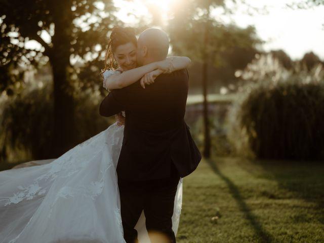 Il matrimonio di Mattia e Dorothy a Castrezzato, Brescia 55