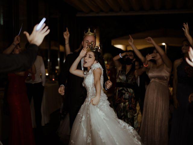 Il matrimonio di Mattia e Dorothy a Castrezzato, Brescia 65