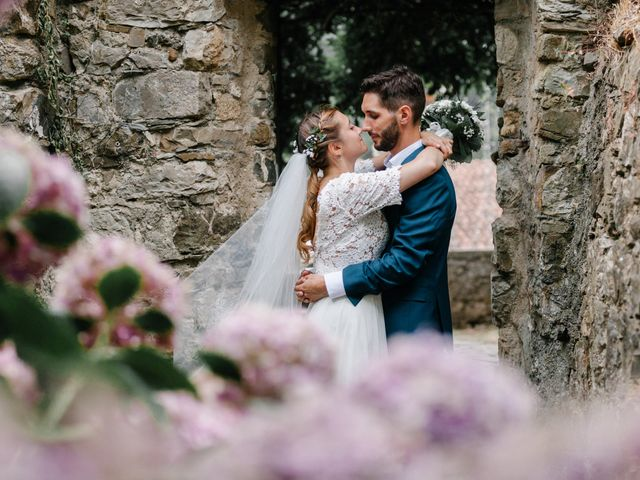 Le nozze di Eleonora e Johan