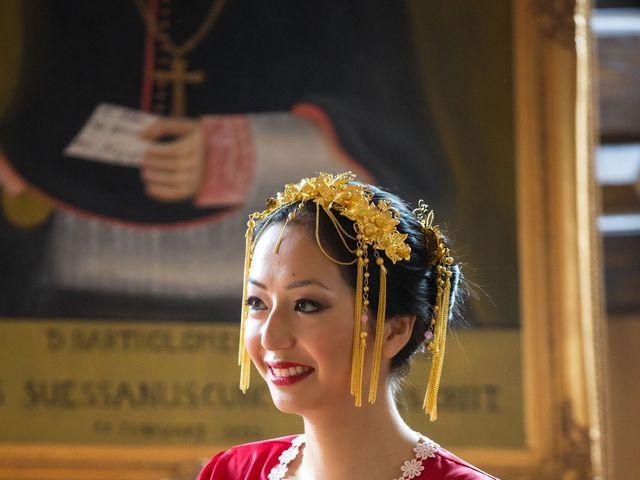 Il matrimonio di Antimo e Evelyn a Limatola, Benevento 15