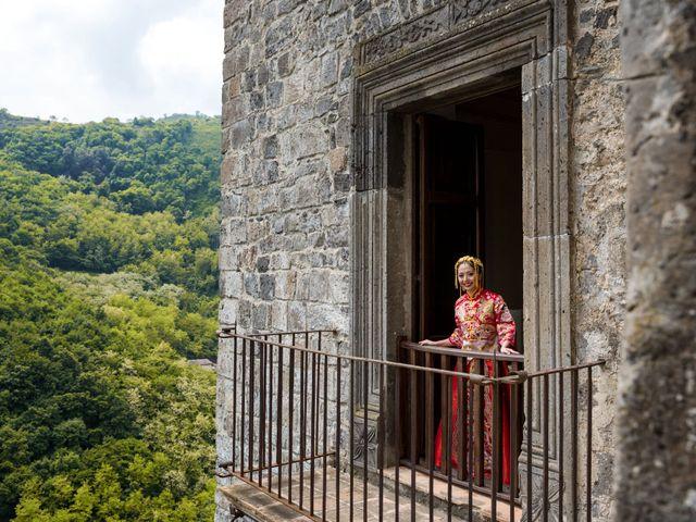 Il matrimonio di Antimo e Evelyn a Limatola, Benevento 30