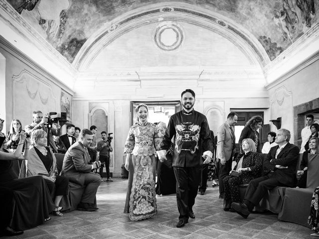 Il matrimonio di Antimo e Evelyn a Limatola, Benevento 41