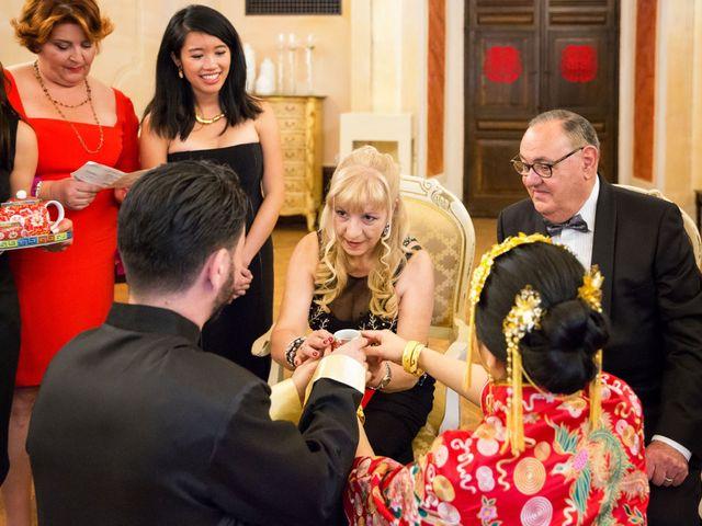 Il matrimonio di Antimo e Evelyn a Limatola, Benevento 44
