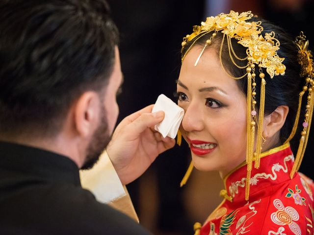 Il matrimonio di Antimo e Evelyn a Limatola, Benevento 47