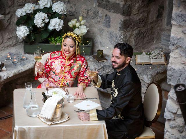 Il matrimonio di Antimo e Evelyn a Limatola, Benevento 55