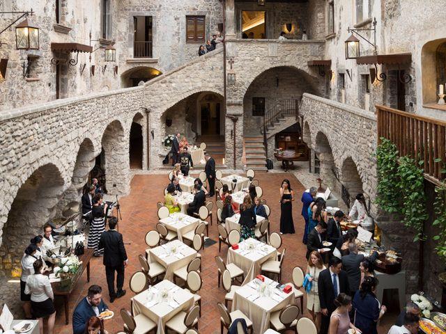 Il matrimonio di Antimo e Evelyn a Limatola, Benevento 58