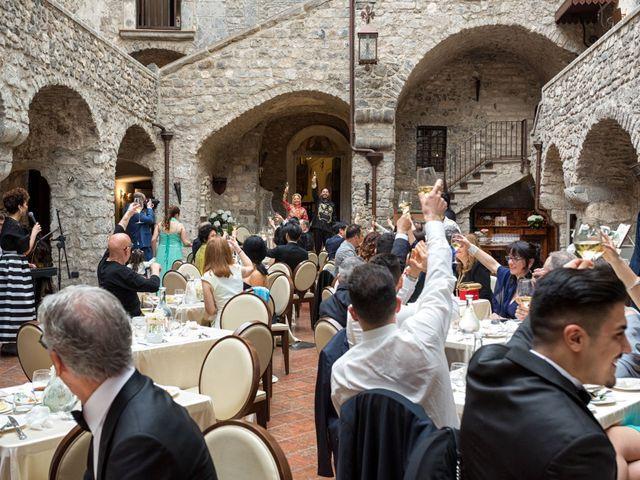 Il matrimonio di Antimo e Evelyn a Limatola, Benevento 69