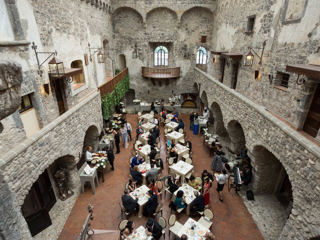 Il matrimonio di Antimo e Evelyn a Limatola, Benevento 70