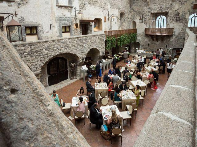 Il matrimonio di Antimo e Evelyn a Limatola, Benevento 71