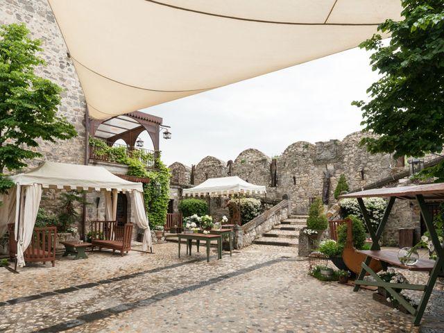 Il matrimonio di Antimo e Evelyn a Limatola, Benevento 73