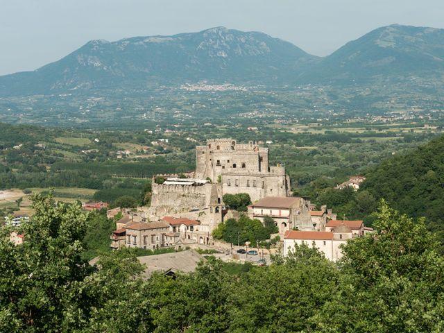 Il matrimonio di Antimo e Evelyn a Limatola, Benevento 75