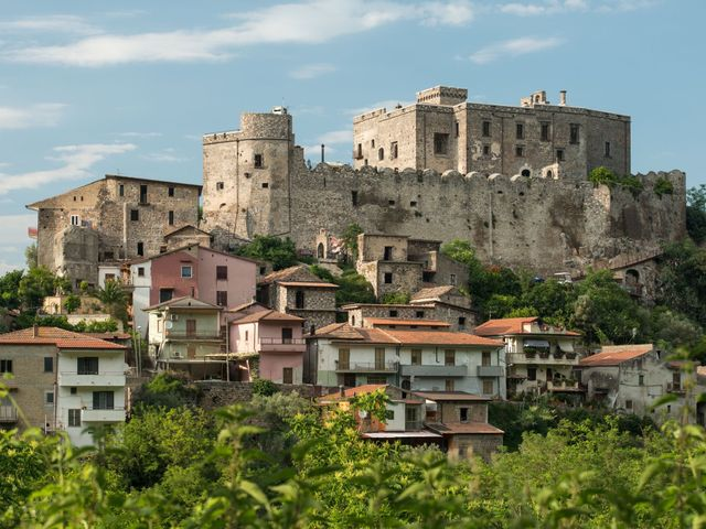 Il matrimonio di Antimo e Evelyn a Limatola, Benevento 76