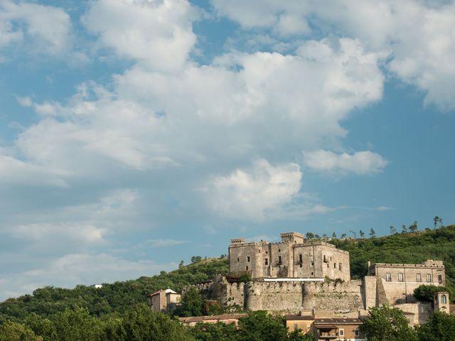 Il matrimonio di Antimo e Evelyn a Limatola, Benevento 77