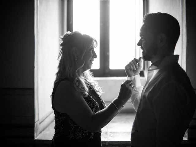 Il matrimonio di Antimo e Evelyn a Limatola, Benevento 82