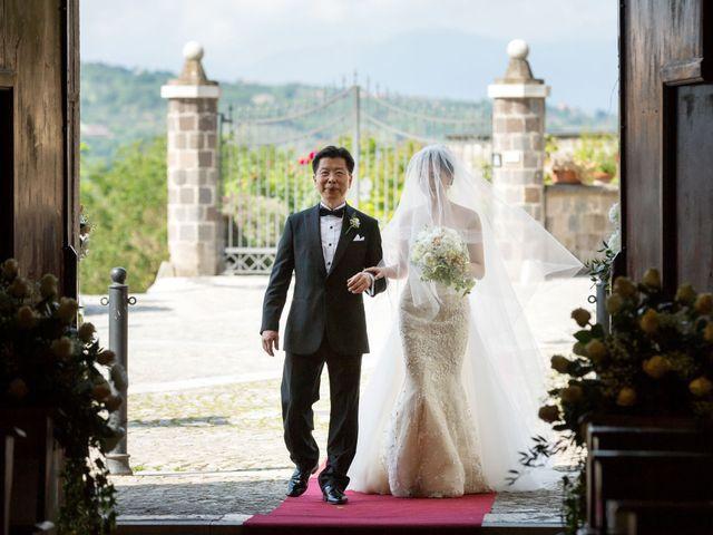 Il matrimonio di Antimo e Evelyn a Limatola, Benevento 98