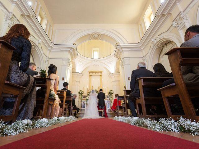 Il matrimonio di Antimo e Evelyn a Limatola, Benevento 100