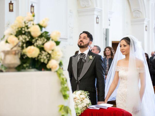 Il matrimonio di Antimo e Evelyn a Limatola, Benevento 108