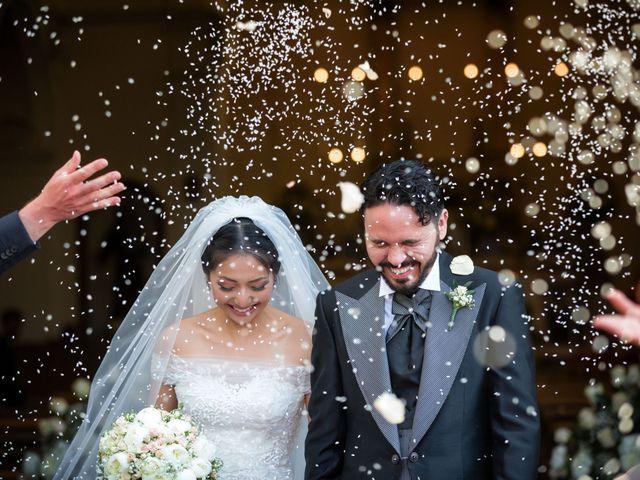 Il matrimonio di Antimo e Evelyn a Limatola, Benevento 110