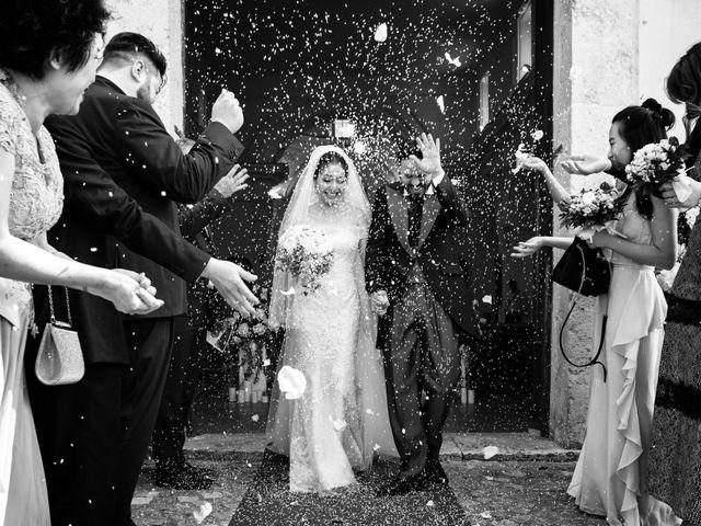Il matrimonio di Antimo e Evelyn a Limatola, Benevento 111