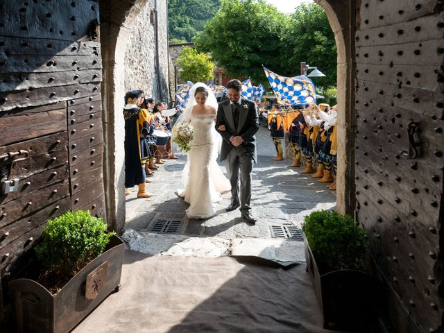 Il matrimonio di Antimo e Evelyn a Limatola, Benevento 112