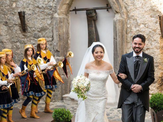 Il matrimonio di Antimo e Evelyn a Limatola, Benevento 113