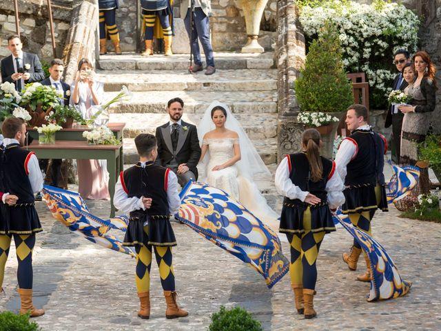 Il matrimonio di Antimo e Evelyn a Limatola, Benevento 115