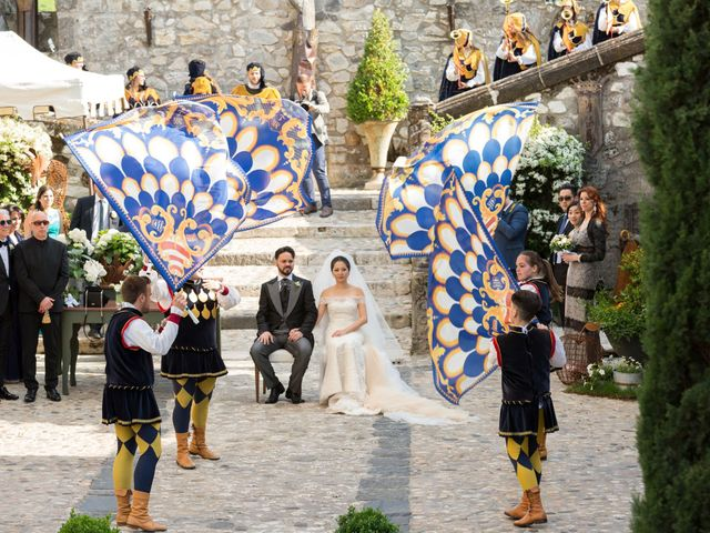 Il matrimonio di Antimo e Evelyn a Limatola, Benevento 116