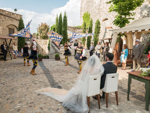 Il matrimonio di Antimo e Evelyn a Limatola, Benevento 118