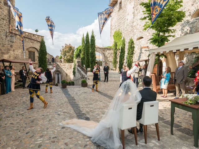 Il matrimonio di Antimo e Evelyn a Limatola, Benevento 119