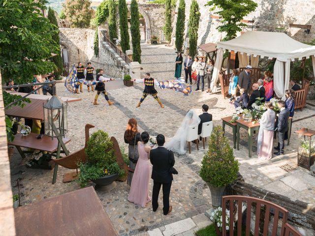 Il matrimonio di Antimo e Evelyn a Limatola, Benevento 121