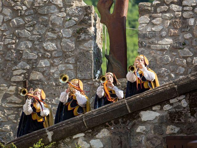Il matrimonio di Antimo e Evelyn a Limatola, Benevento 125