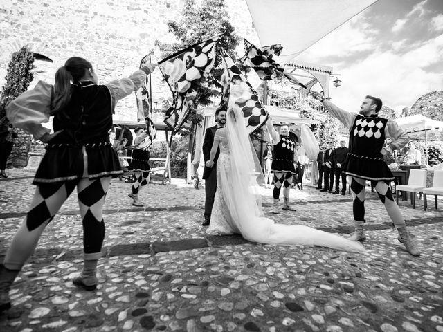 Il matrimonio di Antimo e Evelyn a Limatola, Benevento 127