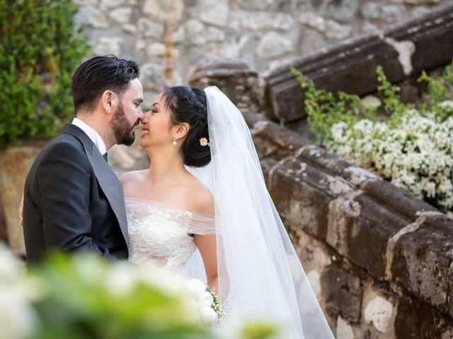 Il matrimonio di Antimo e Evelyn a Limatola, Benevento 133