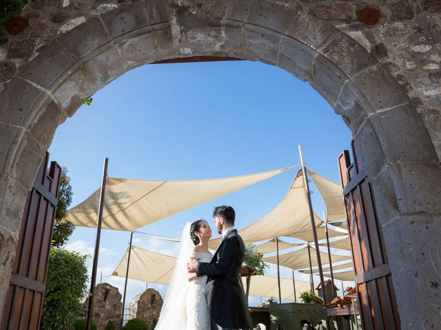 Il matrimonio di Antimo e Evelyn a Limatola, Benevento 134