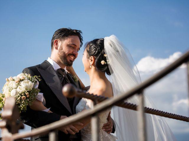 Il matrimonio di Antimo e Evelyn a Limatola, Benevento 135