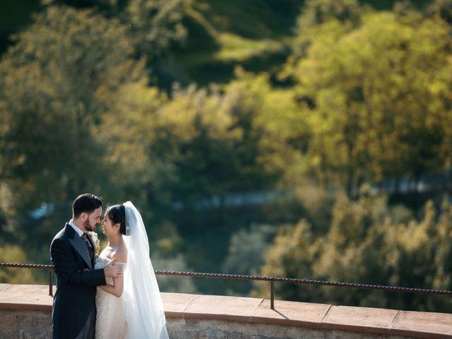 Il matrimonio di Antimo e Evelyn a Limatola, Benevento 136