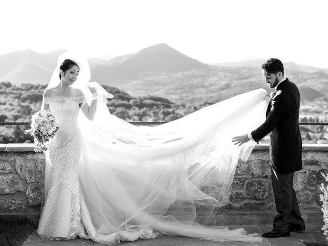 Il matrimonio di Antimo e Evelyn a Limatola, Benevento 137