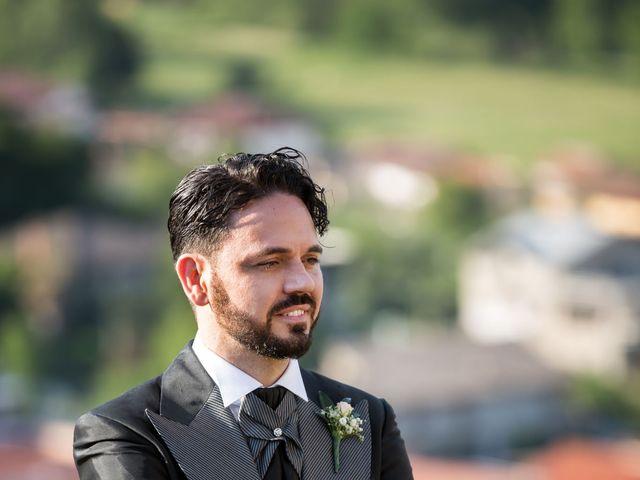 Il matrimonio di Antimo e Evelyn a Limatola, Benevento 140