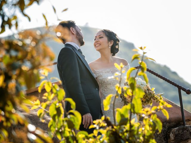 Il matrimonio di Antimo e Evelyn a Limatola, Benevento 141