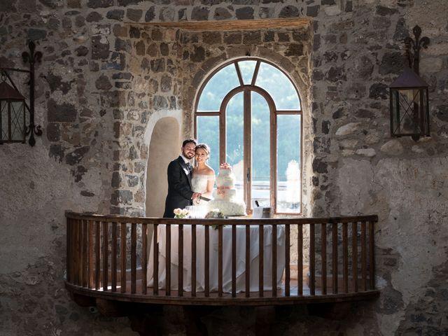 Il matrimonio di Antimo e Evelyn a Limatola, Benevento 142