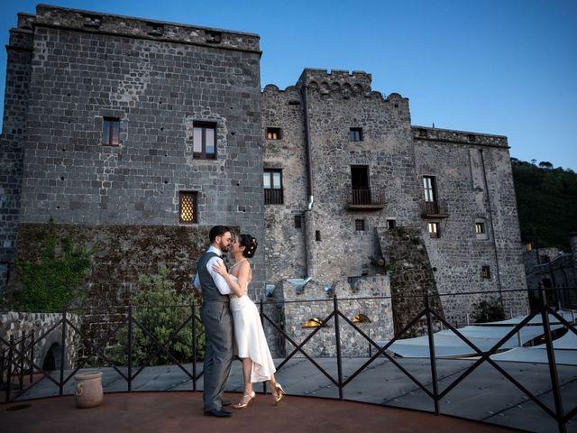 Il matrimonio di Antimo e Evelyn a Limatola, Benevento 154
