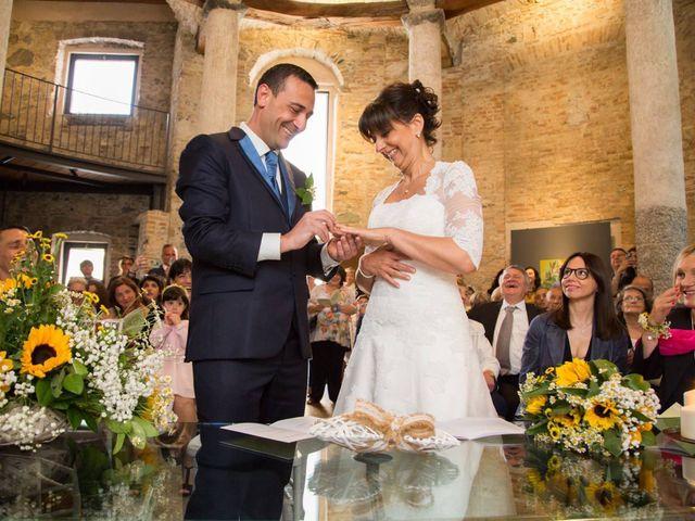 Il matrimonio di Massimo e Sabrina a Como, Como 6