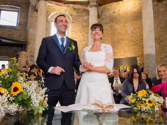 Il matrimonio di Massimo e Sabrina a Como, Como 7