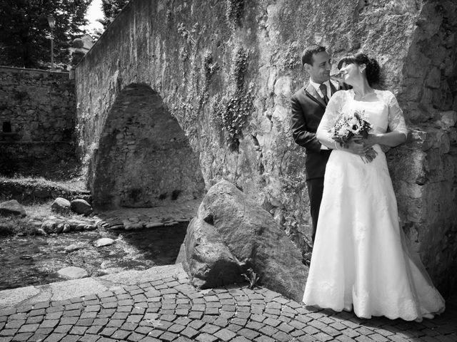 Il matrimonio di Massimo e Sabrina a Como, Como 10