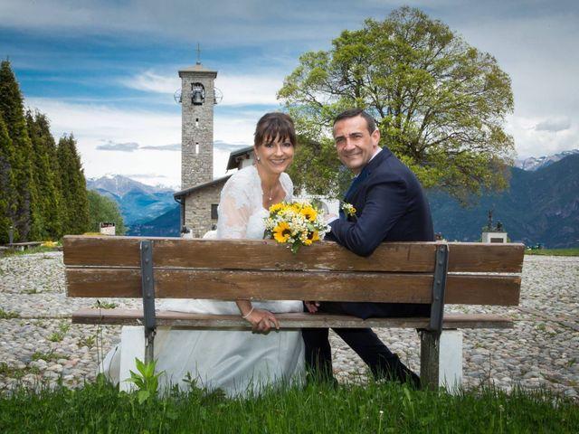 Il matrimonio di Massimo e Sabrina a Como, Como 12