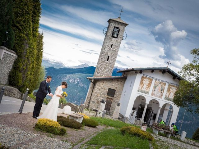Il matrimonio di Massimo e Sabrina a Como, Como 13