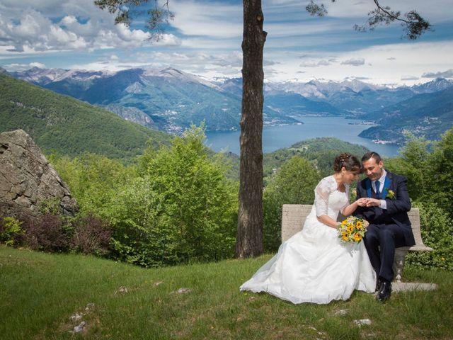 Il matrimonio di Massimo e Sabrina a Como, Como 15