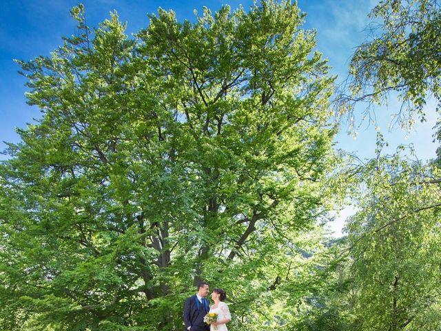 Il matrimonio di Massimo e Sabrina a Como, Como 19