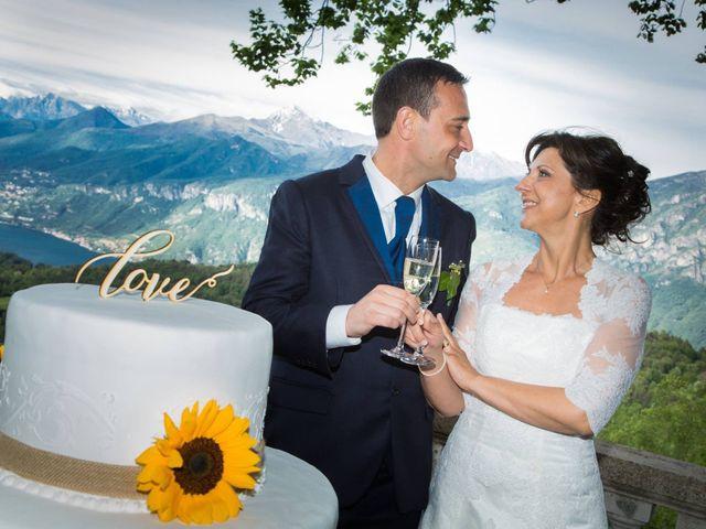 Il matrimonio di Massimo e Sabrina a Como, Como 26
